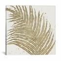 Gold Leaves I by Wellington Studio Gallery Wrapped Canvas Artwork - 18''W x 18''H x 0.75''D [WAC3967-1PC3-18X18-ICAN]