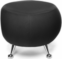 Jupiter 300 lb Capacity Stool - Black [2001-2327-MFO]