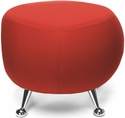 Jupiter 300 lb Capacity Stool - Red [2001-2312-MFO]