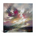 Loch Light II by Scott Naismith Gallery Wrapped Canvas Artwork - 18''W x 18''H x 0.75''D [SNH52-1PC3-18X18-ICAN]