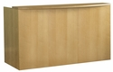 Luminary 72'' W Reception Station without Pedestals - Maple [RS7278DM-FS-MAY]