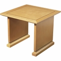 Osp furniture mendocino hardwood veneer end table men20 for Furniture 4 less napa