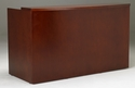 Mira Reception Station - Medium Cherry on Cherry Veneer [MRS7278DMC-FS-MAY]