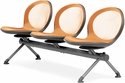 Net 3 Seat Beam - Orange [NB-3-ORANGE-MFO]