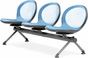 Net 3 Seat Beam - Sky Blue [NB-3-SKYBLUE-MFO]
