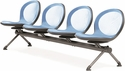 Net 4 Seat Beam - Sky Blue [NB-4-SKYBLUE-MFO]