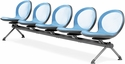 Net 5 Seat Beam - Sky Blue [NB-5-SKYBLUE-MFO]