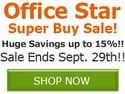 Office Star Super Buy Sale!