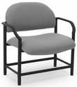 Lakeport 29.5'' W x 34.5'' H 700 Lb. Capacity Guest Chair - Open House Asteroid [E-18520-BA-2053-FS-EOF]