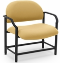 Lakeport 29.5'' W x 34.5'' H 700 Lb. Capacity Guest Chair - Open House Straw [E-18520-BA-2034-FS-EOF]