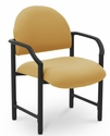Lakeport 27'' W x 26.5'' D x 35'' H 400 Lb. Capacity Guest Chair - Open House Straw [E-18520-HD-2034-FS-EOF]