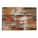 Painted Desert by Silvia Vassileva Gallery Wrapped Canvas Artwork with Floating Frame - 41''W x 27''H x 1.5''D [WAC1391-1PC6-40X26-FF01-ICAN]