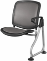 Ready Link Row Add-On Chair - Charcoal [K211-CHCL-SLV-MFO]