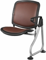 Ready Link Row Add-On Chair - Maroon [K211-MRN-SLV-MFO]