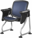 Ready Link Row Starter Chair with Tablet - Blue [K212T-BLUE-SLV-MFO]