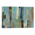 Skylights by Silvia Vassileva Gallery Wrapped Canvas Artwork with Floating Frame - 27''W x 19''H x 1.5''D [WAC1342-1PC6-26X18-FF01-ICAN]