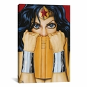 The Confident Woman by Scott Rohlfs Gallery Wrapped Canvas Artwork - 18''W x 26''H x 0.75''D [SCR72-1PC3-26X18-ICAN]