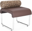 Uno Pillow Back Seat - Copper Back with Brown Seat [421-CPPR-PU608-MFO]
