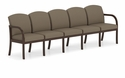 Weston Series 5 Seat Sofa [W5301G5-FS-RO]
