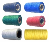 250 Yard Rolls (white and colored, regular or narrow width)