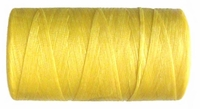 Waxed tie string 250 yard YELLOW