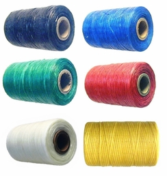 500 Yard Rolls (white and colored)