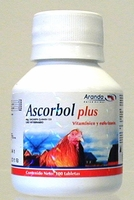 Ascorbol Plus  100 tablets