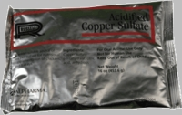 Acidified Copper Sulfate  1 lb.