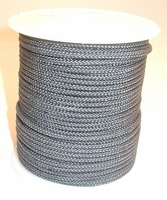 Black Nylon cord 200' roll