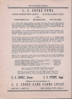 C.C. Cooke ad Feb. 1948 Feathered Warrior