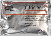 Citric Acid   410gm powder