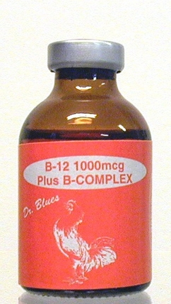 Dr. Blue's B-12 1000 & B-Complex 30 ml