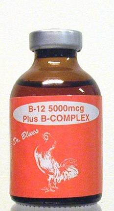 Dr. Blue's  B-12 5000 & B-Complex 30 ml