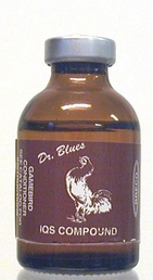 Dr. Blue's Nux Vomica IQS  30 ml injectable