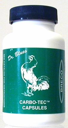 Dr. Blues Carbotec capsules