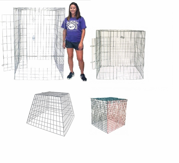 Drop Pens and Cages