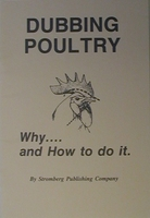 Dubbing Poultry (How & Why to Do It)