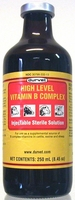 Durvet High Level B Complex  250 ml inj.