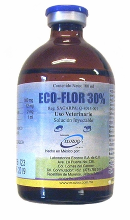 Eco-Flor 30%  100ml inj.