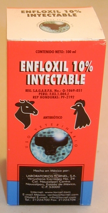 Enfloxil 10%  100ml