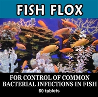 Fish Flox (Ciprofloxacin)   250mg   30 tablets
