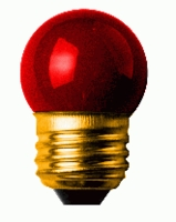 GQF Brooder Bulb Red   7 watt