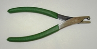 Leg band pliers (thick tip)