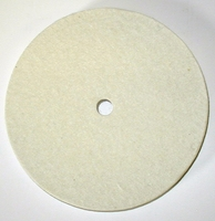 Medium FELT  Buff Wheel   6""