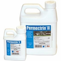 Permectrin II    8 oz.  insecticide concentrate