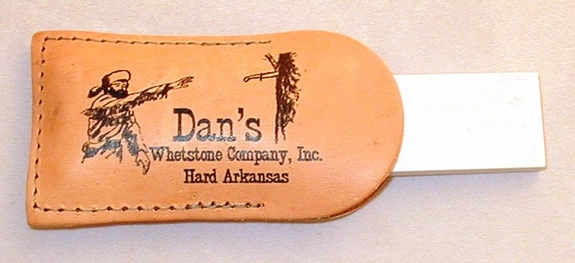 Pocket Sharpening Stone   Arkansas Hard  (fine grit)