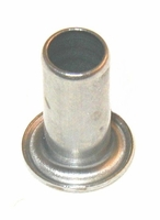 "Rivet crimp cap for 1/4 "" rubber cord"