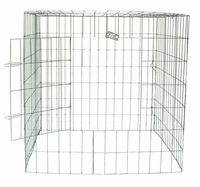 Heavy Duty Stag or Breeding Pen  1x1x1m  10 gauge  (+ freight)