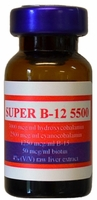 Super Vitamin B-12 5500  10ml
