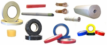 Tapes, Wraps, Glues & Other Sticky Things
